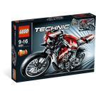 LEGO Motorbike Set 8051 Packaging