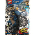 LEGO Motorcycle and Rider Set 951808