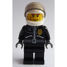 LEGO Motorcycle Cop with White Helmet Minifigure