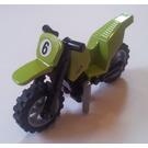 LEGO Motorcycle Fairing 1, Stickered '6' (50860)