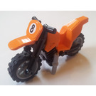 LEGO Motorcycle Fairing 1, Stickered '8' (50860)