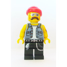 LEGO Motorcycle Mechanic Minifigure