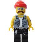 LEGO Motorcycle Mechanic Minifigure
