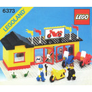 LEGO Motorcycle Shop Set 6373
