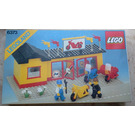 LEGO Motorcycle Shop Set 6373 Packaging