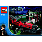 LEGO Motorised Hogwarts Express Set 10132 Instructions