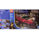 LEGO Motorised Hogwarts Express super pack Set 65524