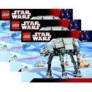 LEGO Motorised Walking AT-AT Set 10178 Instructions