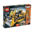 LEGO Motorized Bulldozer Set 8275 Packaging