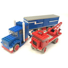 LEGO Motorized Truck Set 371-2