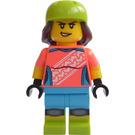 LEGO Mountain Biker Minifigure