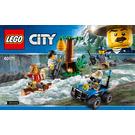 LEGO Mountain Fugitives Set 60171 Instructions