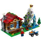LEGO Mountain Hut Set 31025