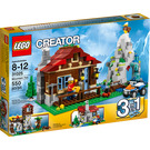 LEGO Mountain Hut Set 31025 Packaging