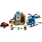 LEGO Mountain Police Chase Set 10751