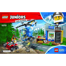 LEGO Mountain Police Chase Set 10751 Instructions