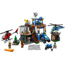LEGO Mountain Police Headquarters Set 60174