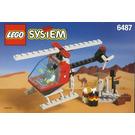 LEGO Mountain Rescue Set 6487