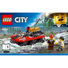 LEGO Mountain River Heist Set 60175 Instructions