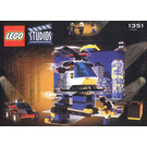 LEGO Movie Backdrop Studio Set 1351