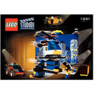LEGO Movie Backdrop Studio Set 1351 Instructions