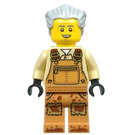LEGO Mr. Branson Minifigure