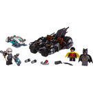 LEGO Mr. Freeze Batcycle Battle Set 76118