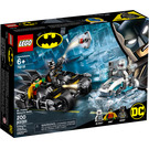LEGO Mr. Freeze Batcycle Battle Set 76118 Packaging