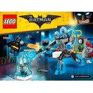 LEGO Mr. Freeze Ice Attack Set 70901 Instructions