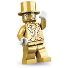 LEGO Mr. Gold Minifigure