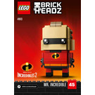 LEGO Mr. Incredible & Frozone Set 41613 Instructions