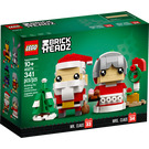 LEGO Mr. & Mrs. Claus Set 40274 Packaging