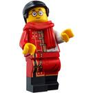 LEGO Mr. Tang Minifigure