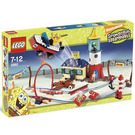 LEGO Mrs. Puff's Boating School Set 4982 Packaging