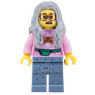 LEGO Mrs. Scratchen-Post Minifigure