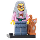LEGO Mrs. Scratchen-Post Set 71004-6