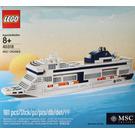 LEGO MSC Cruises Set 40318