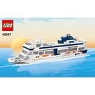 LEGO MSC Meraviglia Set 40227 Instructions