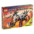 LEGO MT-101 Armoured Drilling Unit Set 7699 Packaging