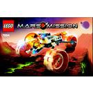 LEGO MT-31 Trike  Set 7694 Instructions