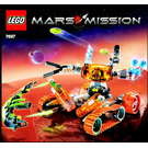 LEGO MT-51 Claw-Tank Ambush Set 7697 Instructions