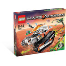 LEGO MT-61 Crystal Reaper Set 7645 Packaging