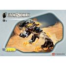 LEGO Muaka & Kane-ra Set 8538 Instructions