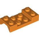 LEGO Garde-boue 2 x 4 avec Cambre Studded avec trou (60212)