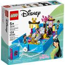 LEGO Mulan's Storybook Adventures Set 43174 Packaging