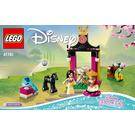 LEGO Mulan's Training Day Set 41151 Instructions
