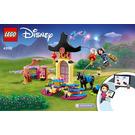 LEGO Mulan's Training Grounds Set 43182 Instructions