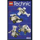 LEGO Multi Model Starter Set 8022