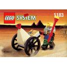 LEGO Mummy and Cart Set 1183