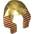 LEGO Mummy / Dr. Najib Minifig Pharoah Headdress Nemes Type 2 (22887)